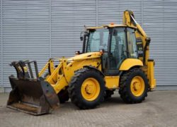 Экскаватор-погрузчик Caterpillar Cat 422F2