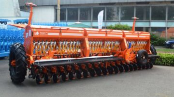 Сеялка зерновая СЗФ-6000-V