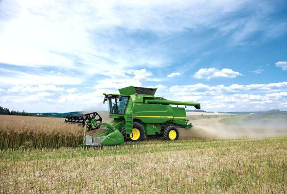 Кредит на сельхозтехнику.